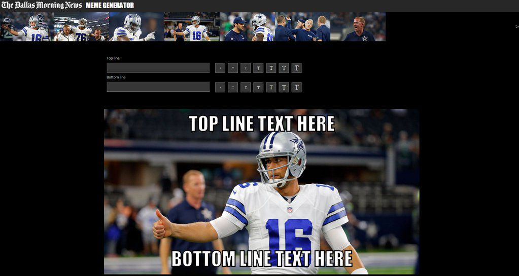 The 20 funniest memes from Cowboys-Seahawks
