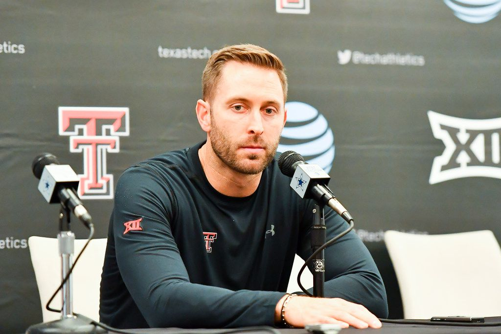 National Reaction To Ex Texas Tech Coach Kliff Kingsbury