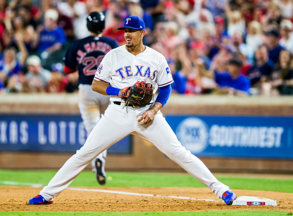 Top Home Run Hitters 2020.2020 Texas Rangers Positional Analysis Is Counting On