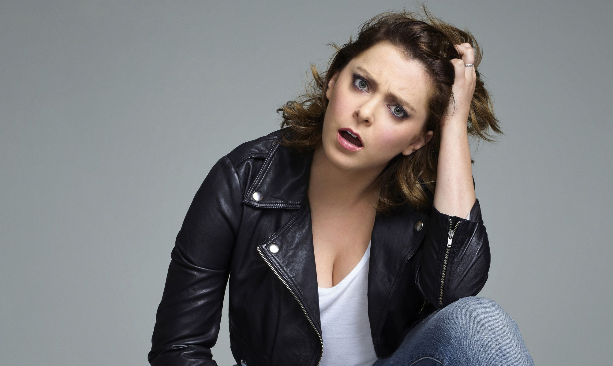 Rachel Bloom has some new ideas she's crazy about - The