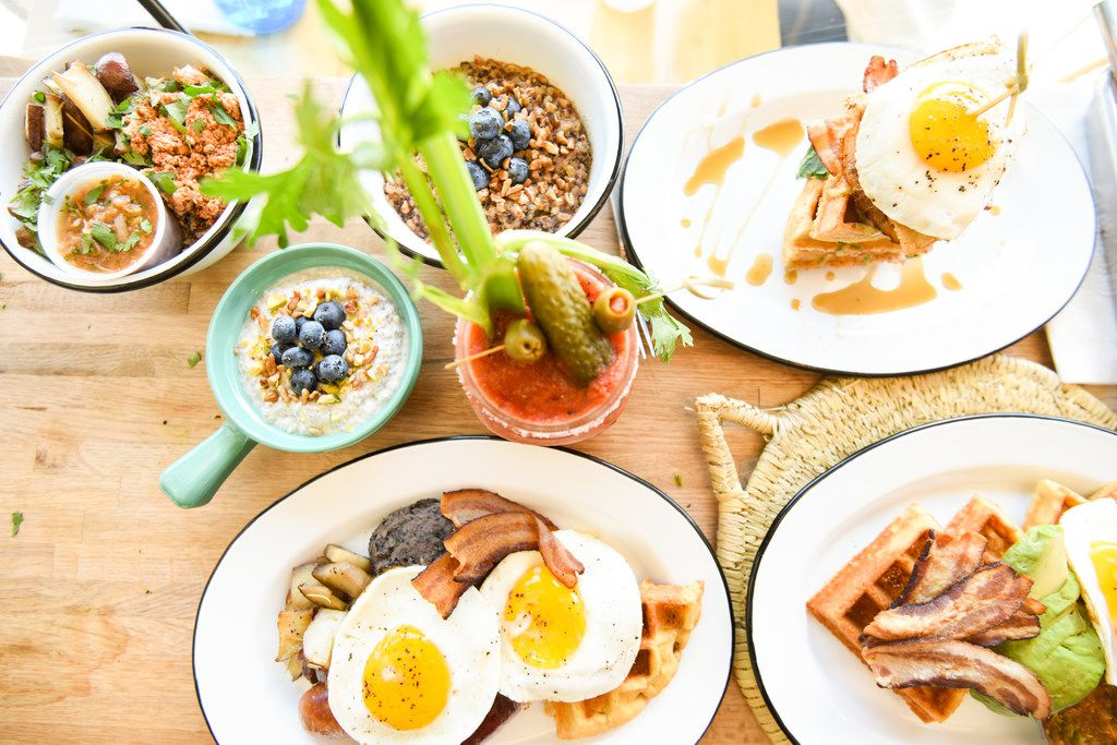 Restaurant Near Highland Park Launches Brunch With Free