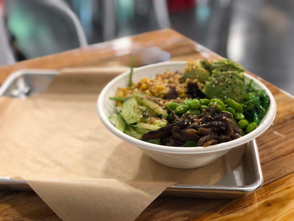 New Richardson Restaurant Char D Serves Healthy Fast