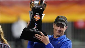 Air Force Football Schedule Released For Condensed 2020 Season