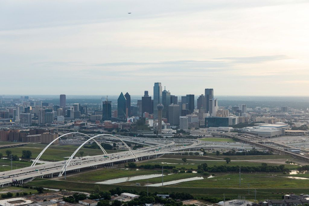 When this Anglican bishop saw the Dallas skyline, he heard