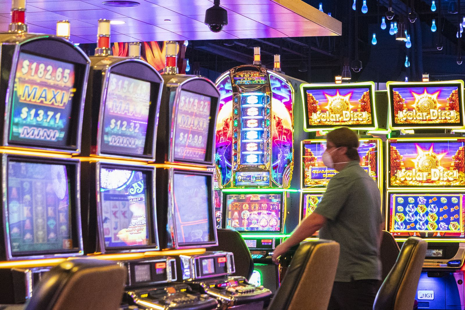 Take A Video Tour Inside Firekeepers Casino As It Prepares To Reopen Mlive Com
