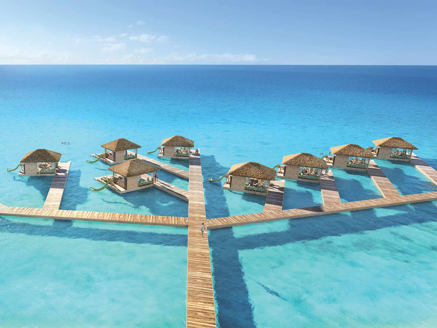 Royal Caribbean Transforms Private Island Into Thrill And