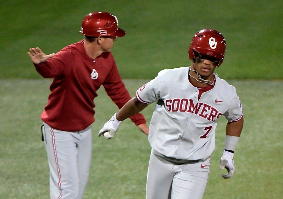 best website e99d5 90904 Kyler Murray taken No. 9 overall in MLB draft by Oakland ...