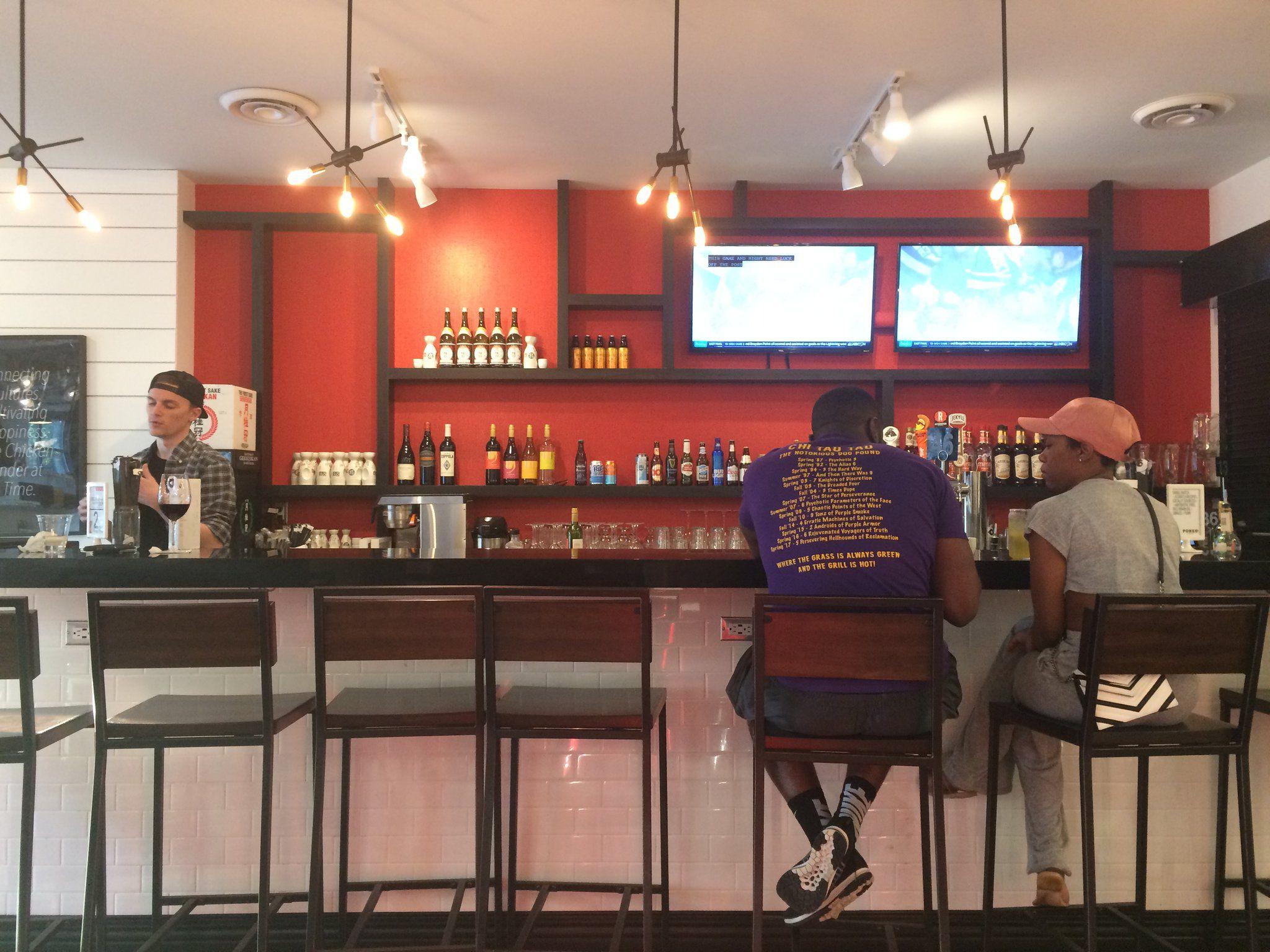 Metro Atlanta Restaurant Review Ponko Chicken
