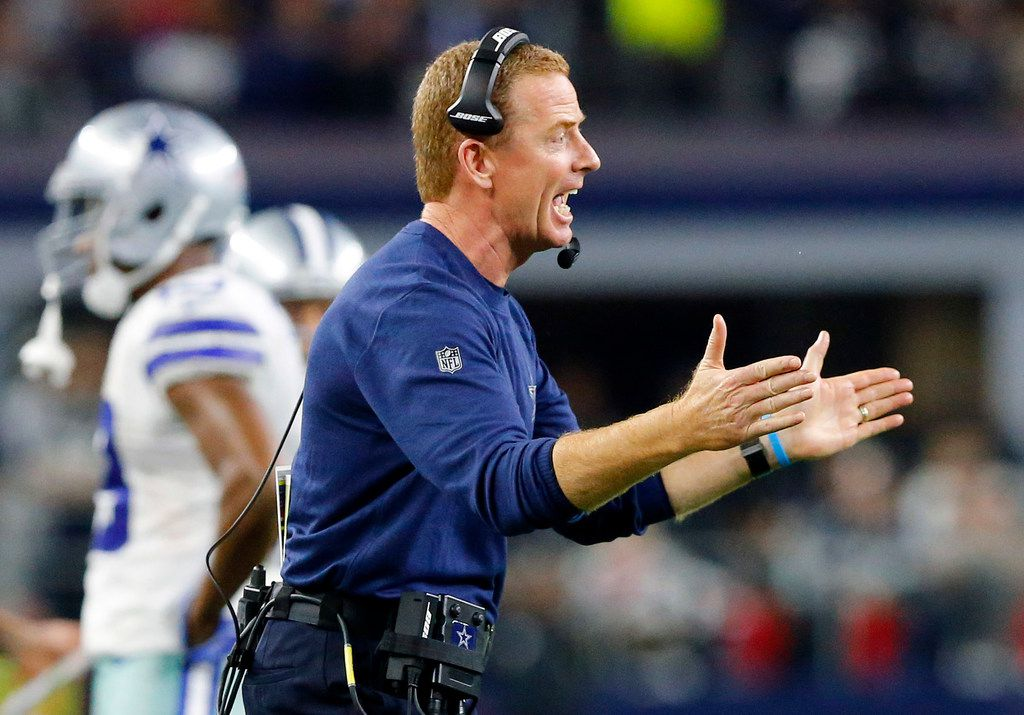 In His Contract S Final Year Should Jason Garrett Be Upset