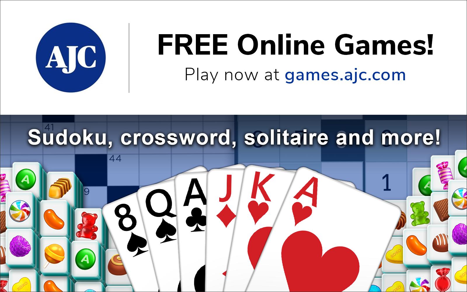 Ajc S Online Games Just Got Better