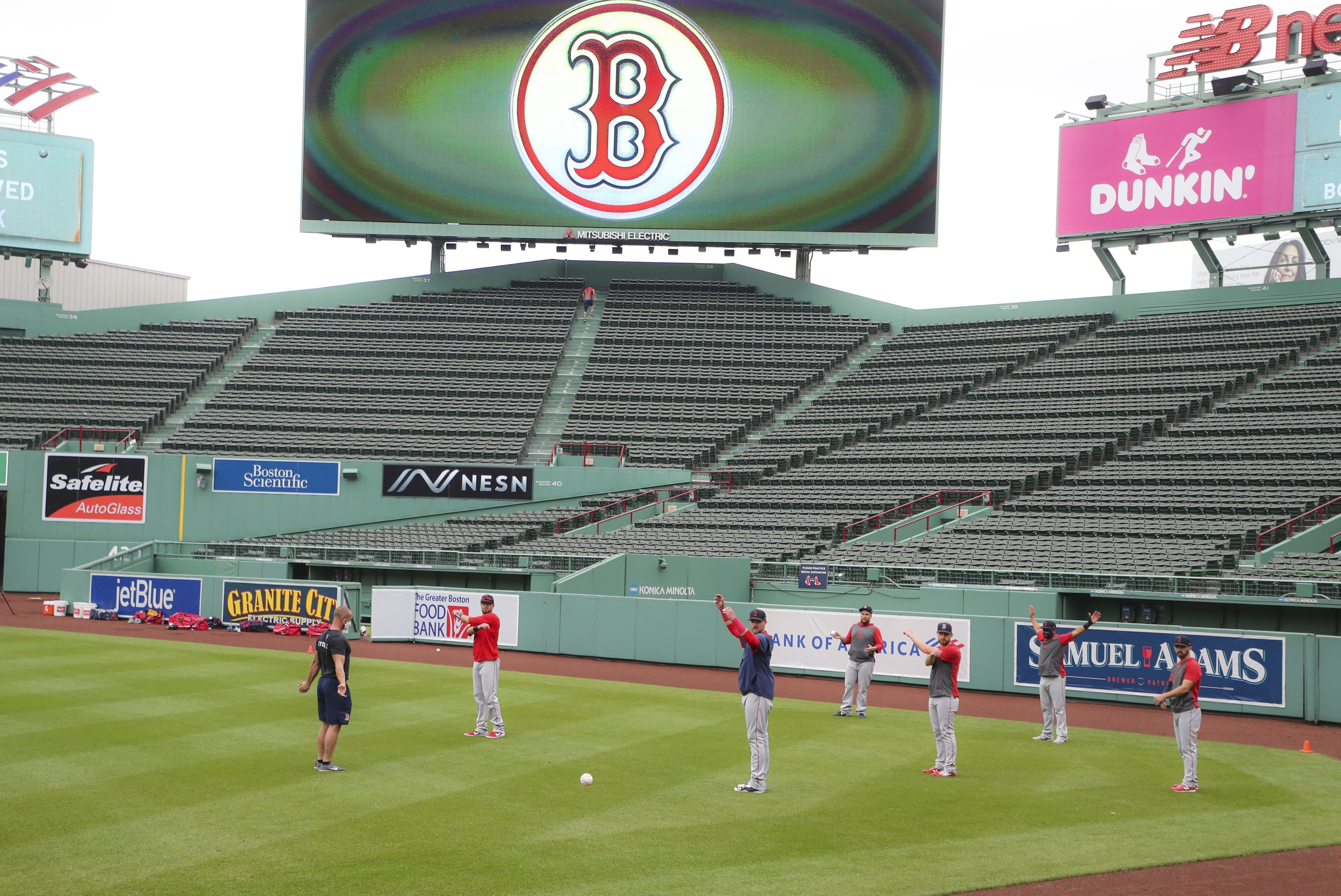 2020 Christmas At Fenway Red Sox' 2020 schedule begins July 24 at Fenway Park vs. Orioles