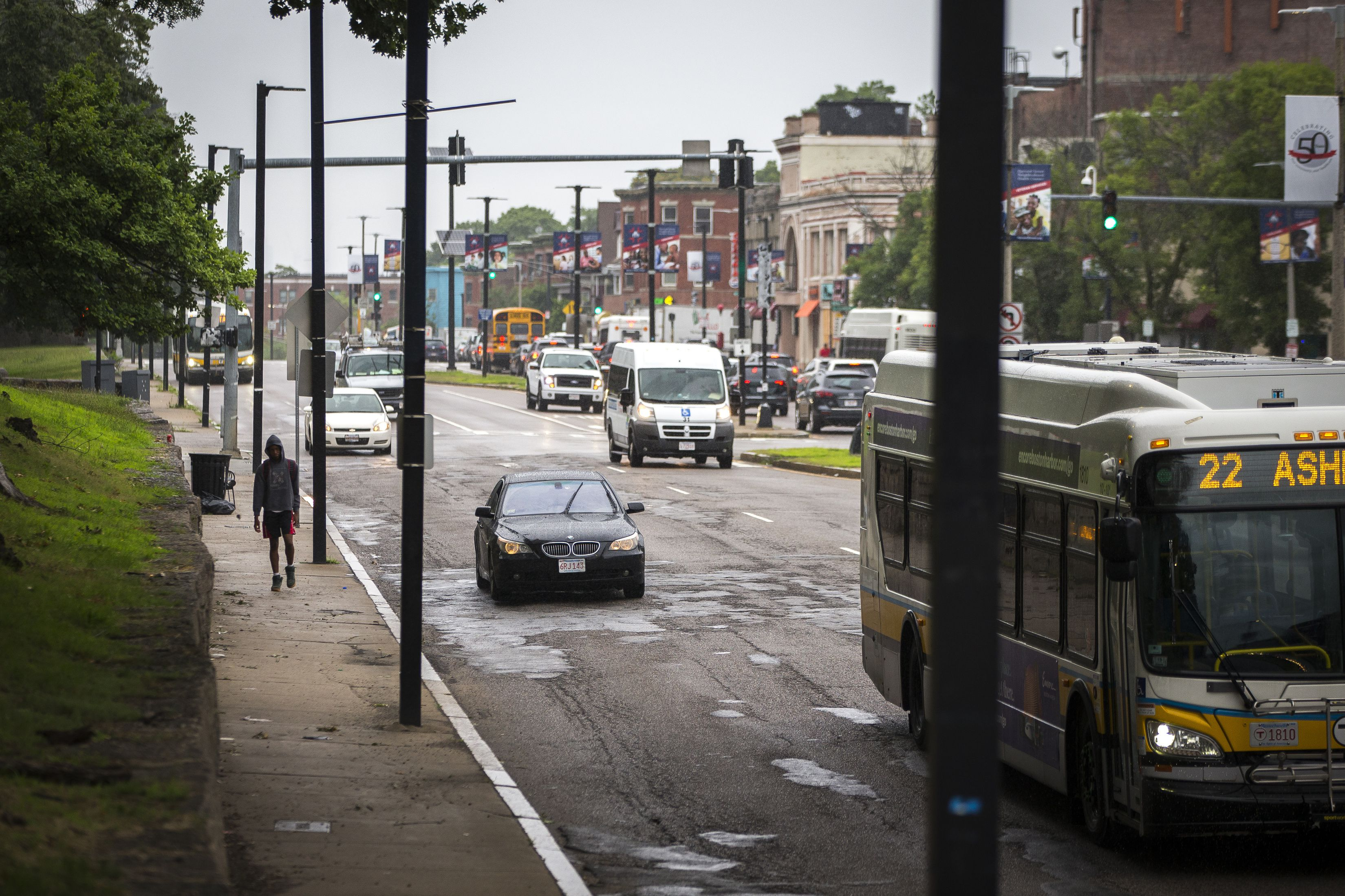 Boston's Blue Hill Avenue will soon get a facelift - The