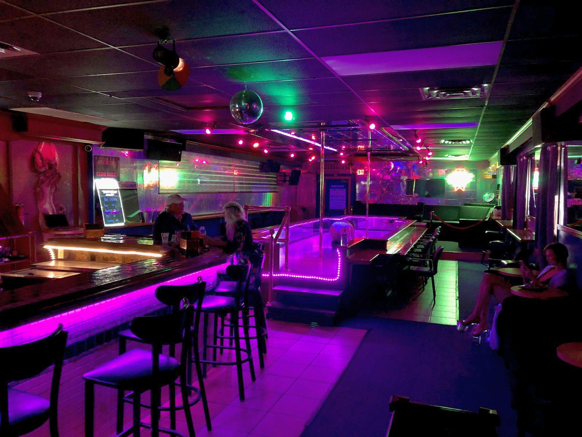 Strip clubs in mobile al