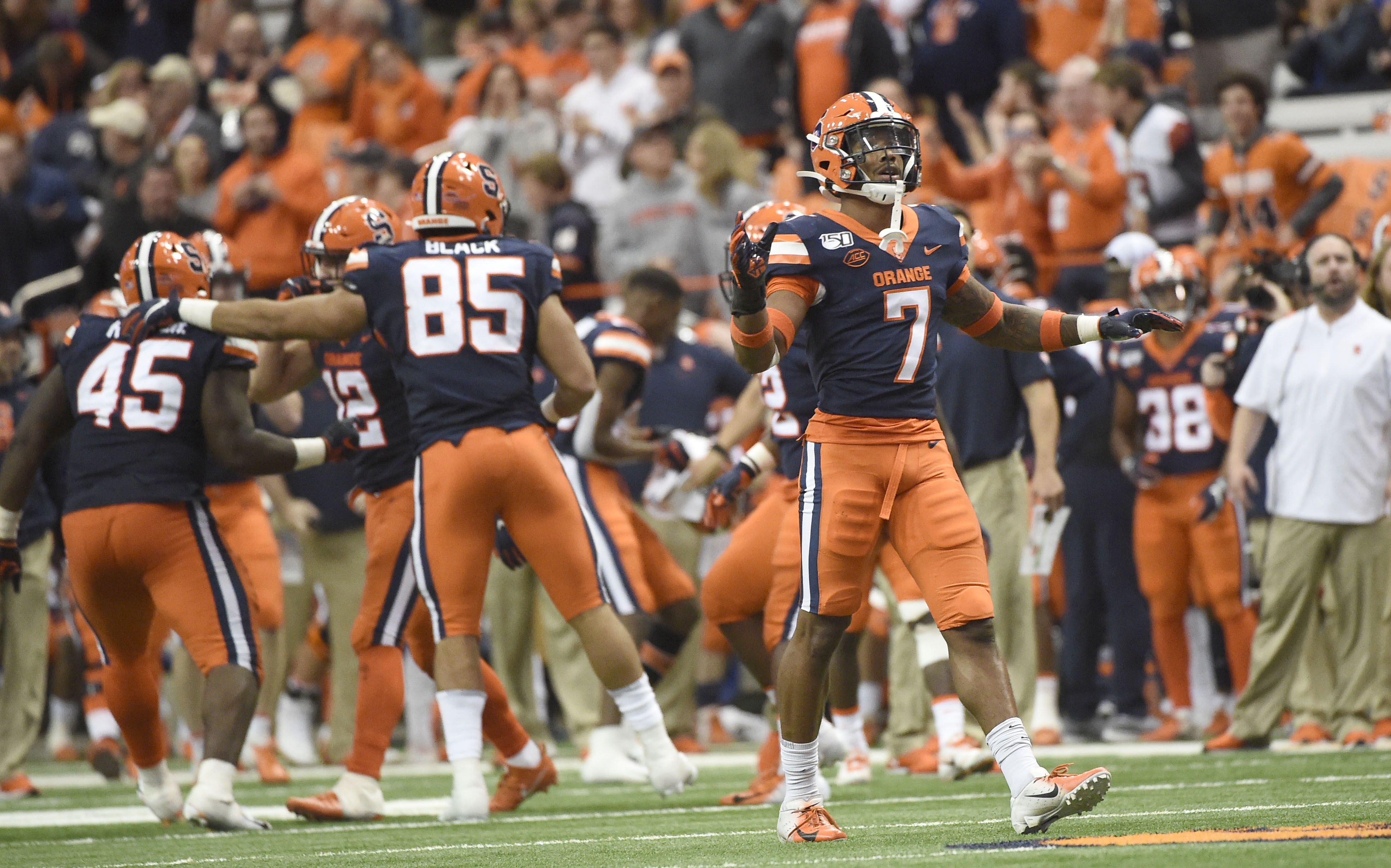 Syracuse Football Vs Georgia Tech Won T Be On Live Tv In Cny Here S How To Watch Free Online Syracuse Com