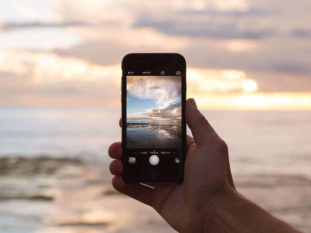 Take better smartphone photos with these simple tips and