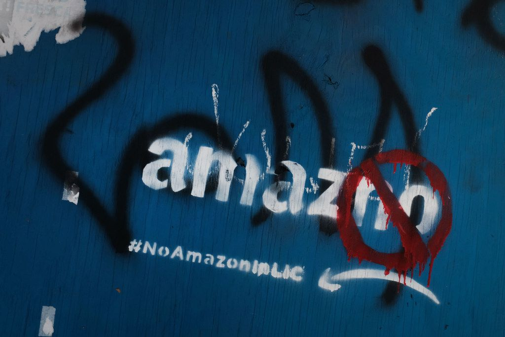 Amazon cancels HQ2 in New York City