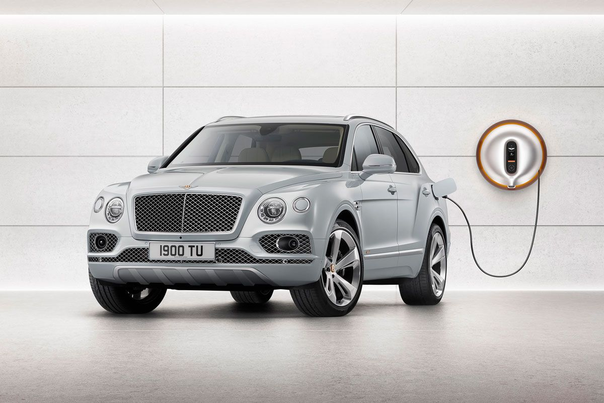 Bentley S Bentayga Hybrid Hints At Its Future In Electric Luxury Vehicles Popular Science