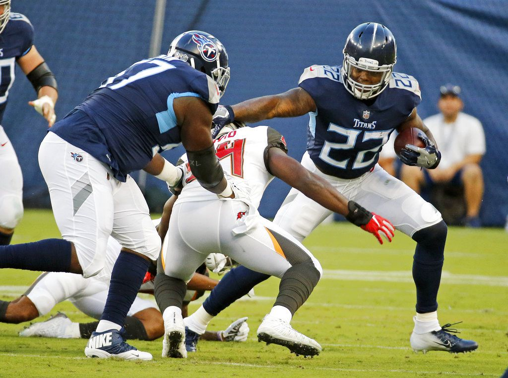 Derrick Henry returns for Tennessee Titans after 3 weeks on