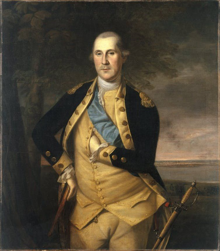 Heres The Uncomfortable Truth About George Washingtons Wooden