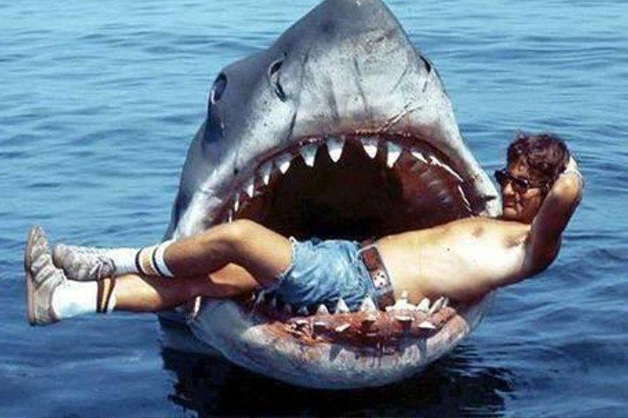 Fotos Con Historia El Tiburón Original De Spielberg Ha Sido Restaurado La Tercera