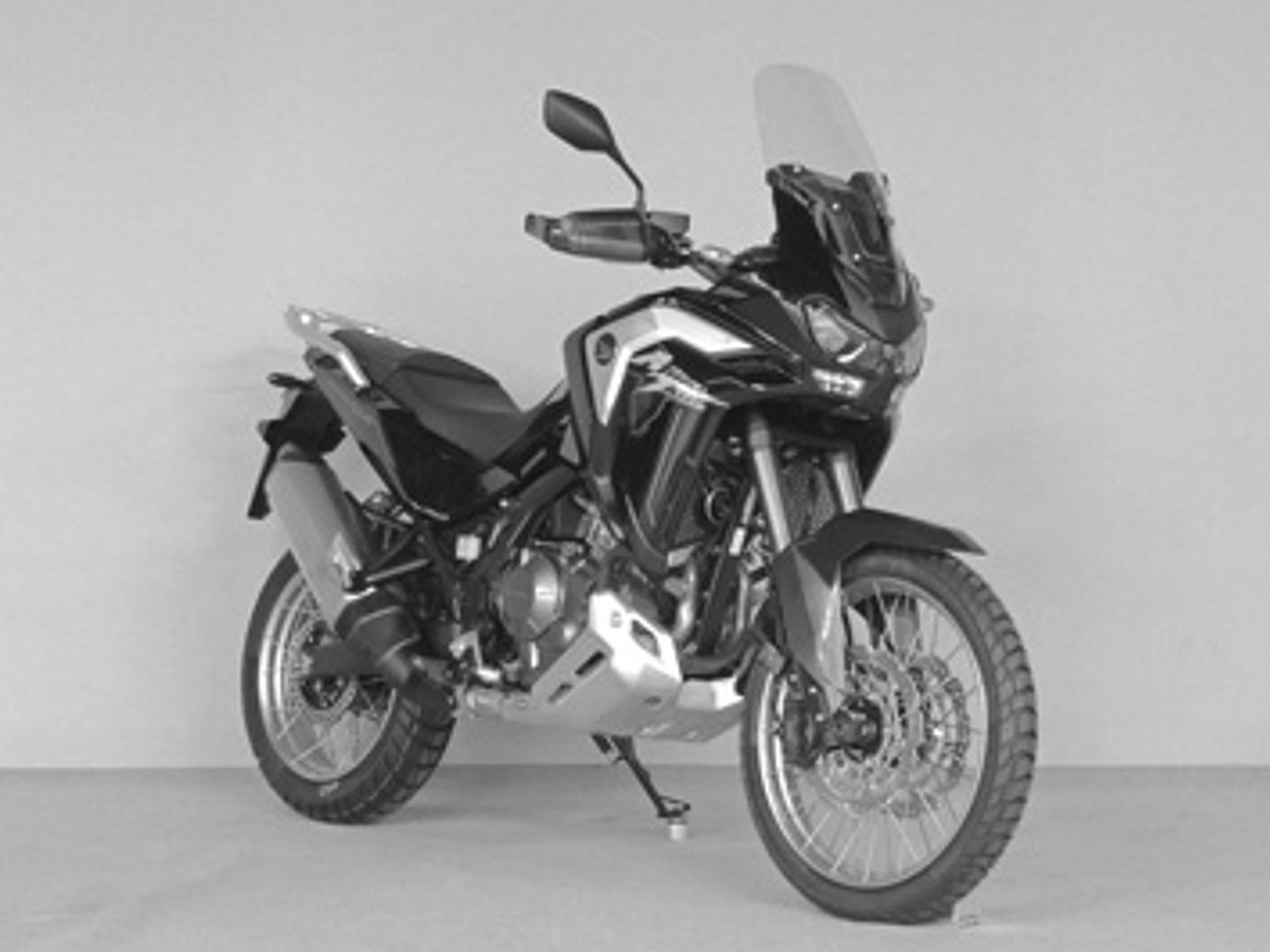 2020 Honda Africa Twin Pictures Emerge Cycle World