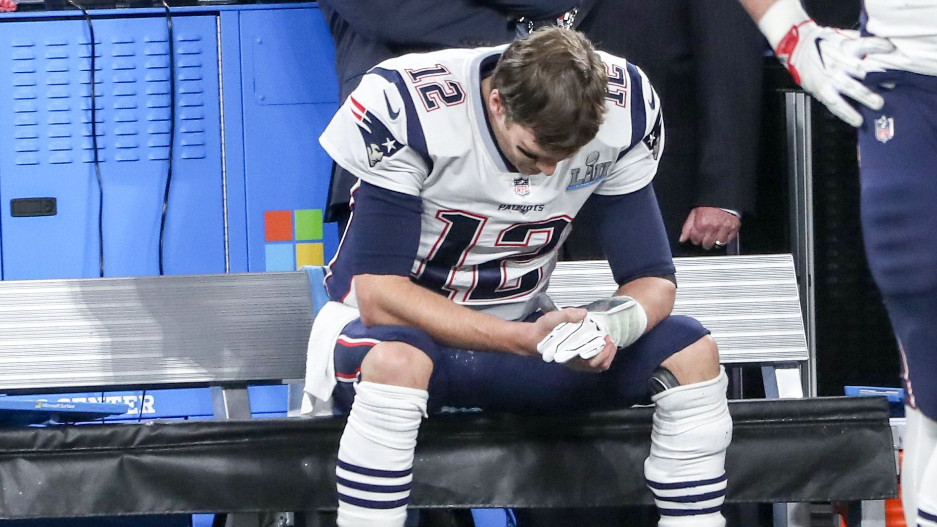How did Patriots get over loss to Eagles in Super Bowl 52? Here's ...