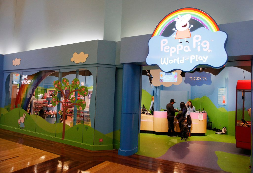 Hasbro To Buy Peppa Pig S Owner For 4 Billion