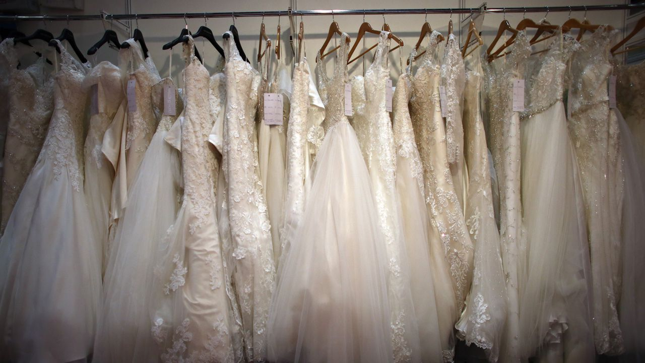 'Operation Wedding Gown' gives away free dresses to military brides ...