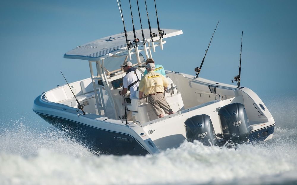 25 Best Center Console Fishing Boats Over 30 Feet Sport