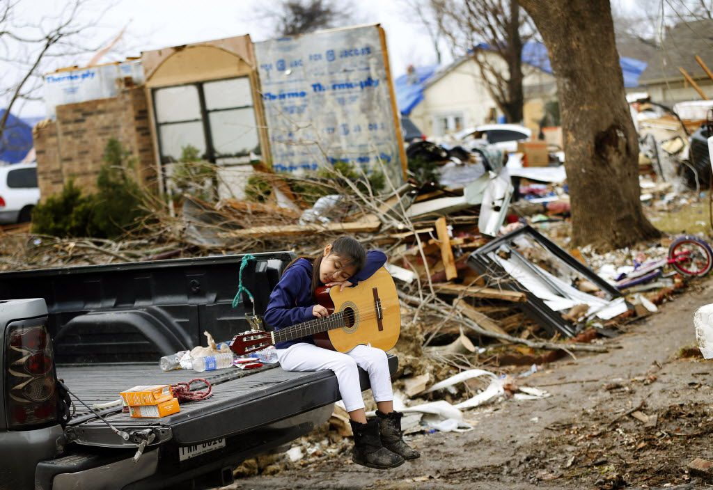 Tornado season is coming to North Texas  Here's how you can