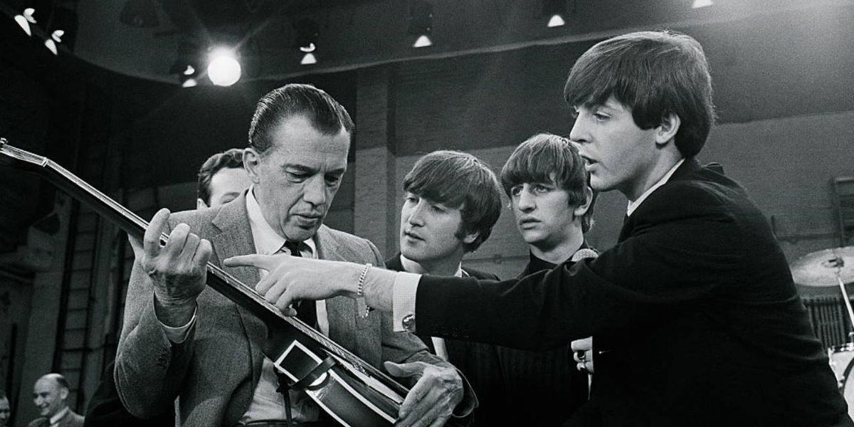 Feb 9 1964 Beatles Win Over America On The Ed Sullivan Show 5 Fun Facts