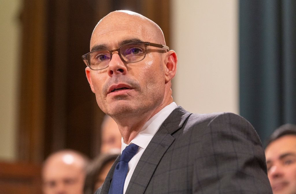 Hardline Gop Activist Says Texas House Speaker Dennis Bonnen