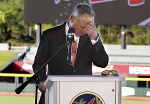 In These Dark Days For Baseball Commissioner Rob Manfred Hasn T Handled It Well The Boston Globe