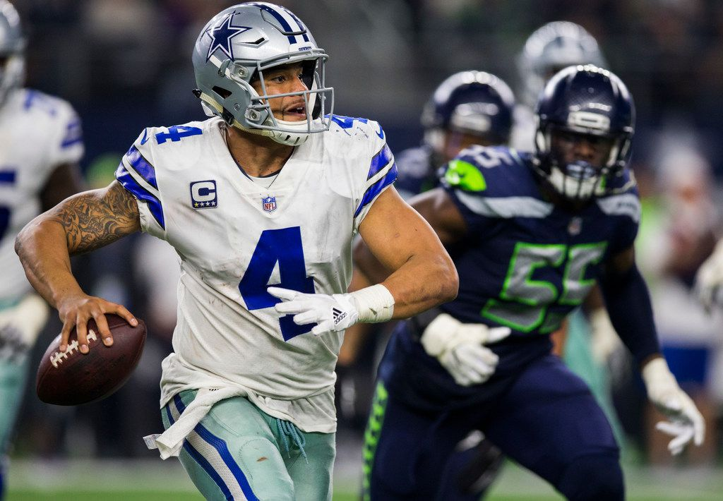 quality design c91b7 ab049 10 things you might not know about Cowboys QB Dak Prescott ...