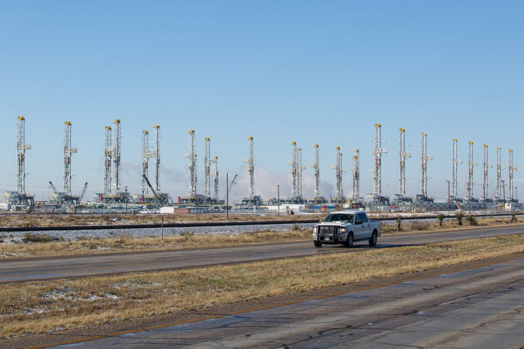 Death Highway' in Texas' Permian Basin sees accidents