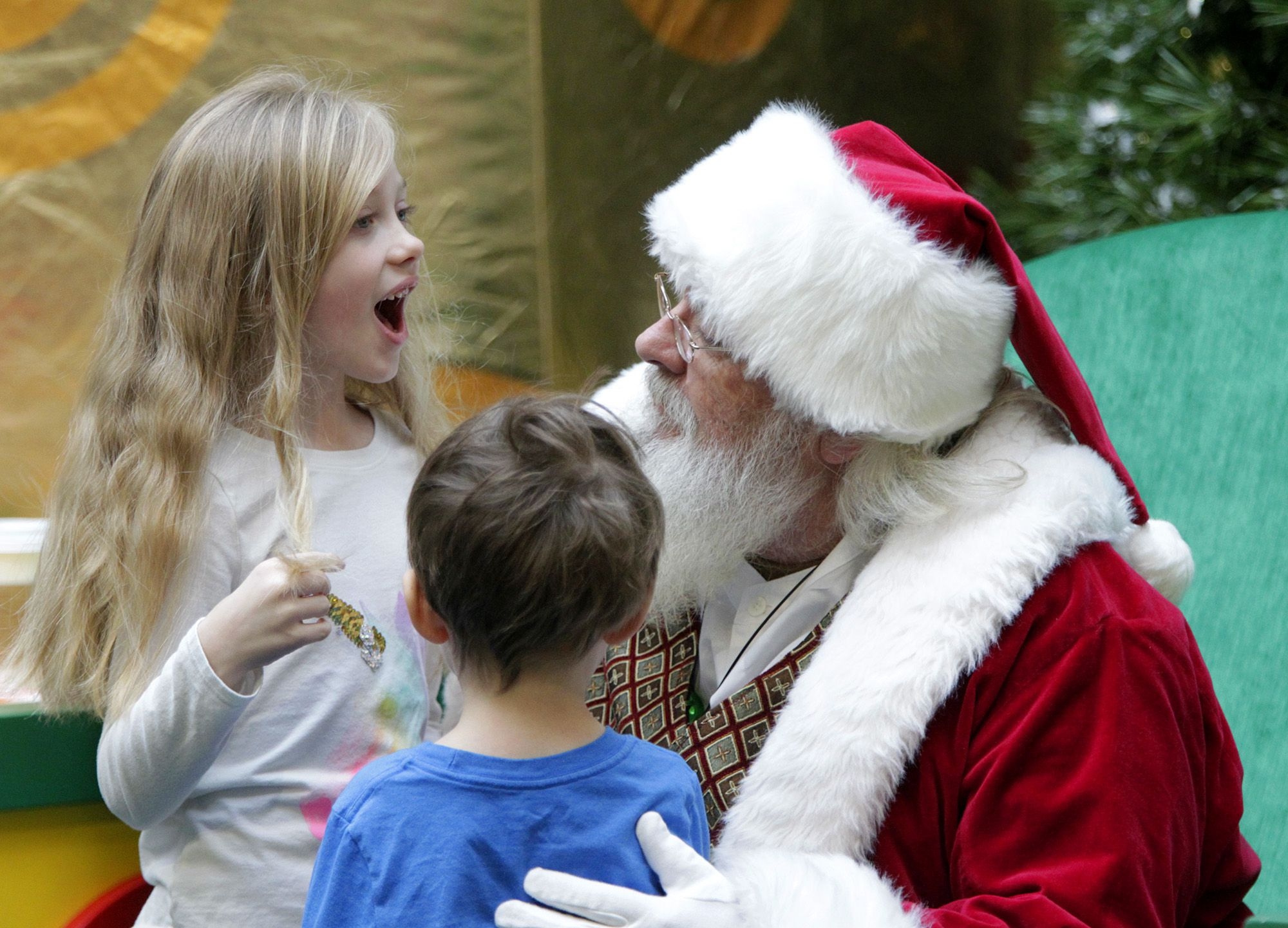 Help With Christmas 2021 Troy Ohio Here Is How Local Kids Will Be Able To Visit Santa Claus Amid Pandemic