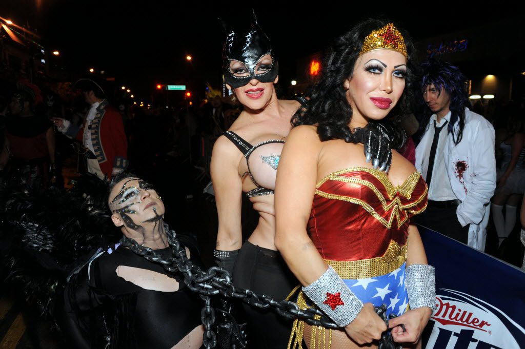 Halloween Costume Contest Dallas 2020 8 spooky, sexy and seriously fun Halloween events for adults in
