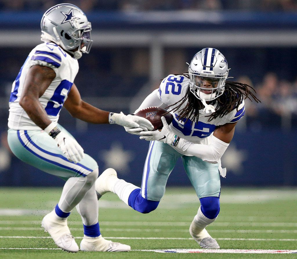 official photos a508f dae9d Dallas Cowboys release 53-man roster; see which players ...