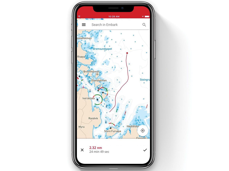 Navigation Apps for Sailing   Cruising World on nobeltec charts, quick charts, navionics charts, fusion charts, 4d charts, s 57 charts,