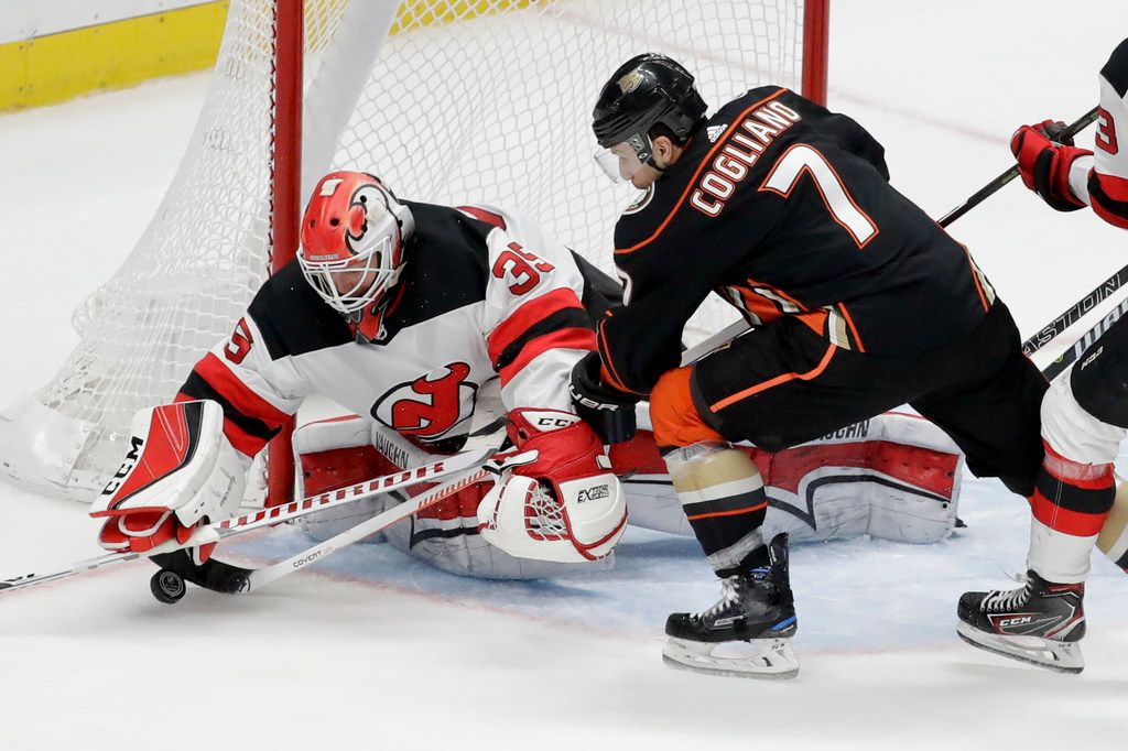 Forward Andrew Cogliano joins Stars after trade from Anaheim