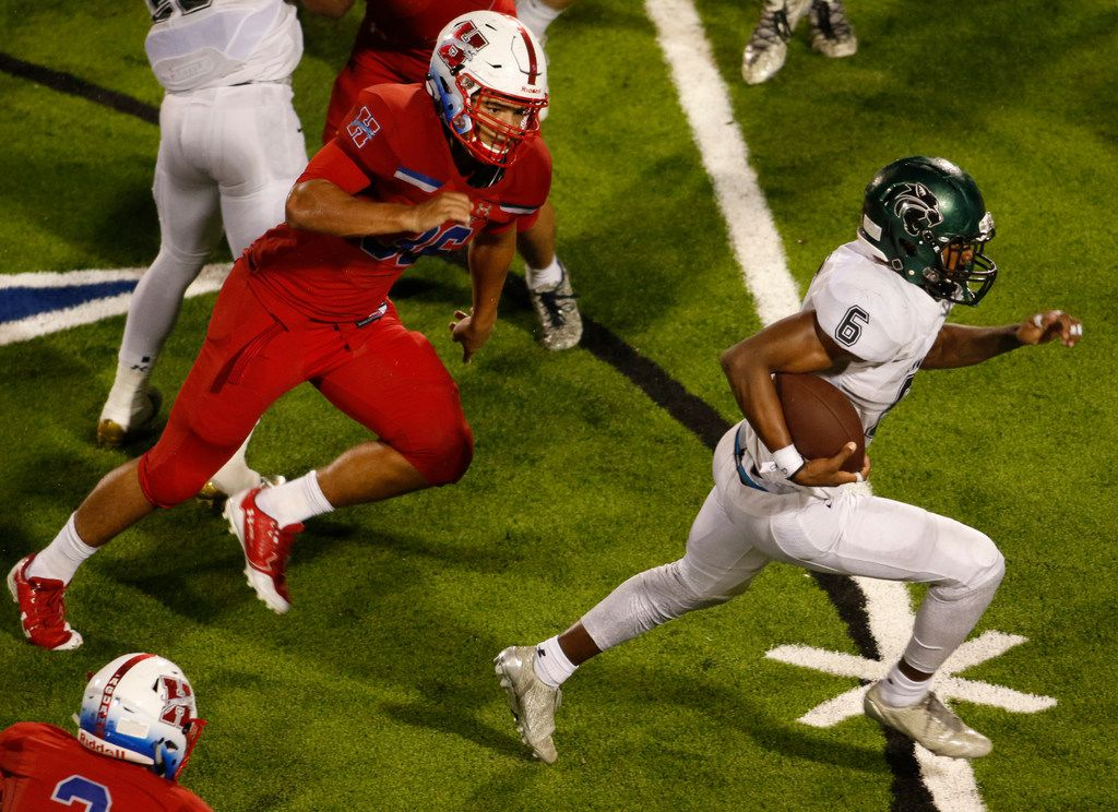 District predictions for Dallas-area 4A, 3A, TAPPS and SPC
