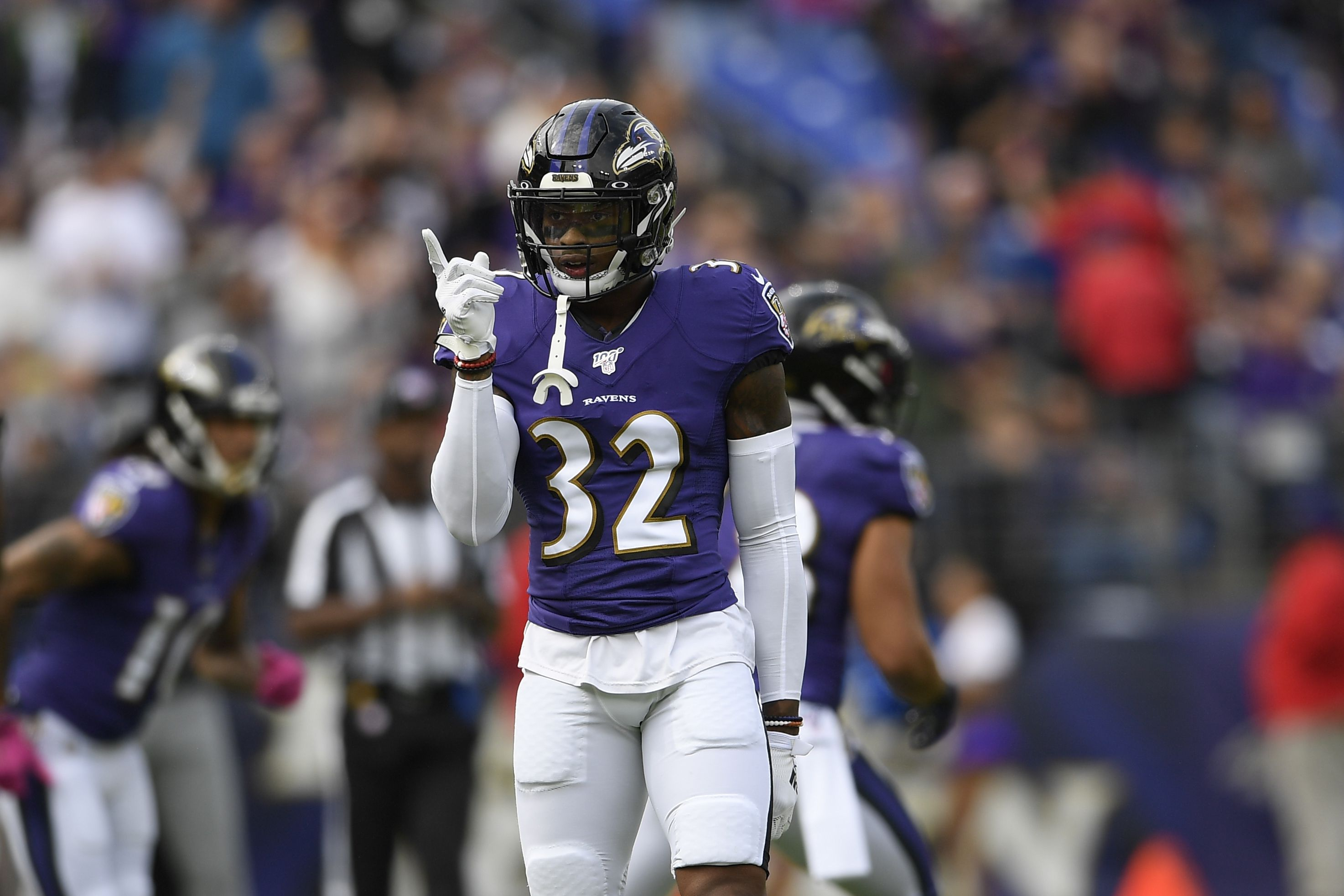 Ravens safety DeShon Elliott's moxie got him here. Does it make ...