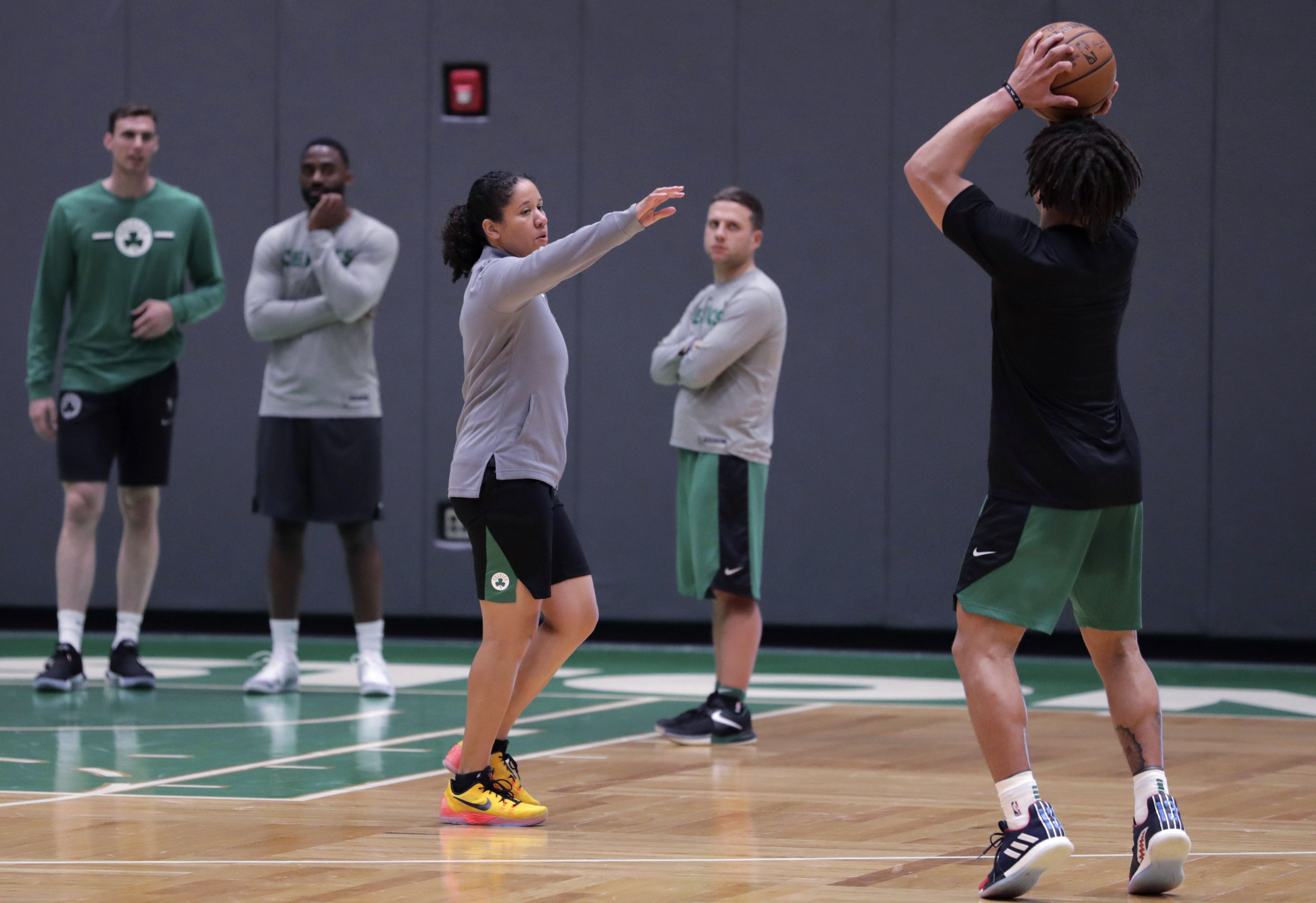 How The Celtics Coaching And Development Staff Ballooned To 12 The Boston Globe