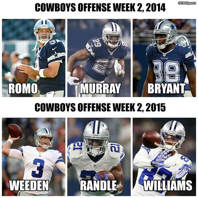 The 25 Funniest Memes From Cowboys Eagles Merciless Ripping Of