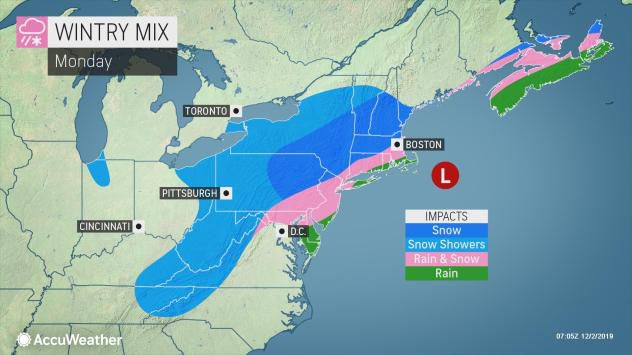 N.J. weather: Storm to hit state with up to 12 inches of ...