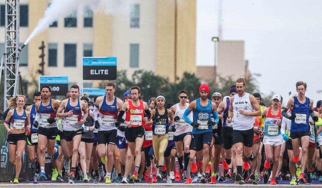 What I Remember From The Bmw Dallas Marathon Will Carry Me Long Past The Finish Line