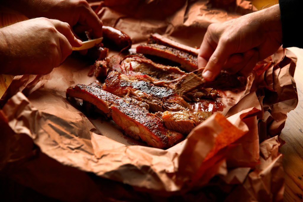 Texas Barbecue Restaurant Good Union Now Open In Richardson