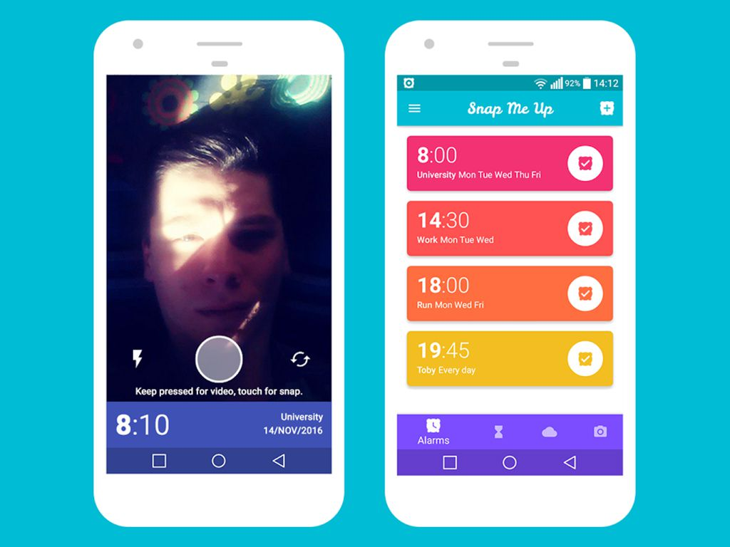 9 alarm apps that will actually wake you up   Popular Science