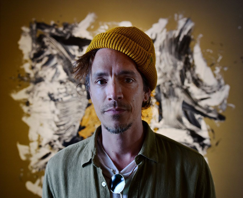 Check out art from Incubus' Brandon Boyd, now on display at