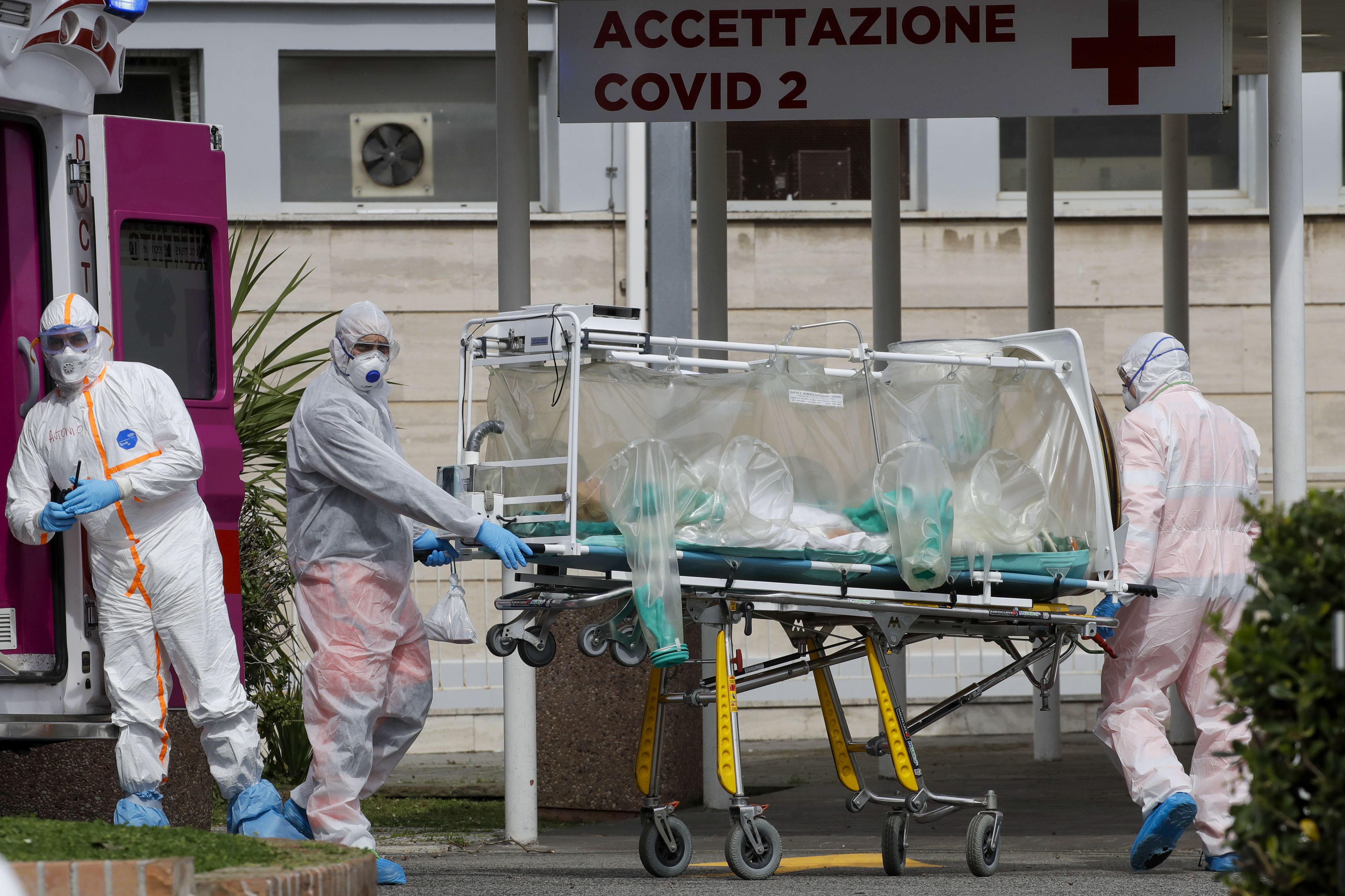 A coronavirus cautionary tale from Italy Don't do what we did ...